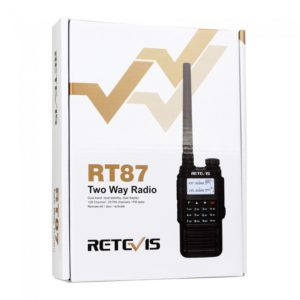 IP67 Dual Band RT87 Amateur Radio