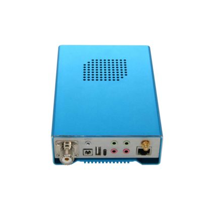 Receive frequency coverage 300K~1.6GHZ
